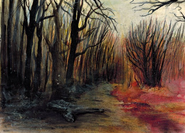 Brandwald im Herbst by ~zerknorscht on deviantART